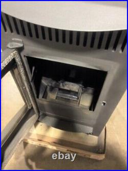 12327 Castle's Serenity Wood Pellet Stove READ THE AD USED MODEL CABIN GARAGE