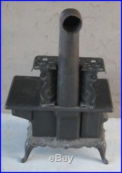 1890s Molly's Favorite Stove & Range Co Salesman Sample Cast Iron Large Original
