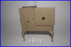 1920's Arcade Toys Cast Iron Hotpoint Electric Stove, Nice Original