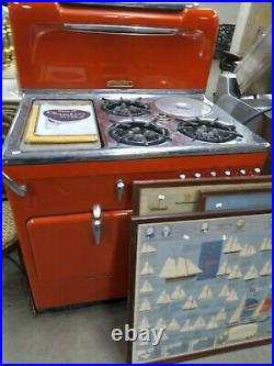 1950 Vintage Stove by Chambers, Gas model B11