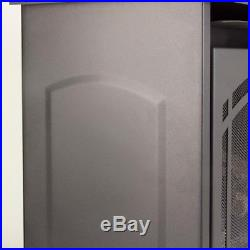 23.5 in. 20,000 BTU Compact Vent Free Dual Fuel Gas Propane Stove Heat Warm