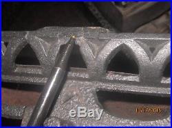 3 Antique Heater Stoves Cast Iron Fireplace Parlor Kerosene