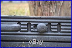 48,5x49,5 BIG Cast iron fire door clay / bread oven /pizza stove fireplace DZ027