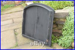 48 x 38 cm cast iron fire door clay / bread oven doors pizza stove fireplace