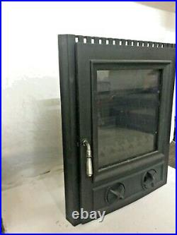 5 Kw Inset Multi Fuel Wood Burning Stove Ce Approved In Stock Quick Despatch