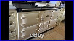 AGA 4 Oven Gas Cooker Stove