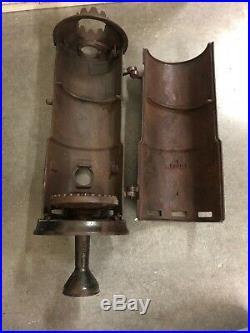 Antique Cast Iron HOTSTREAM Water Heater No. 20U Cleveland OH