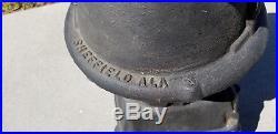 Antique Cast Iron King Stove & Range Co Pot Belly 30A Sheffield Alabama