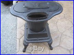 Antique Cast Iron Stove 2
