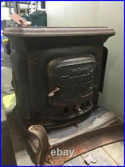 Antique Glenwood Cast Iron Stove
