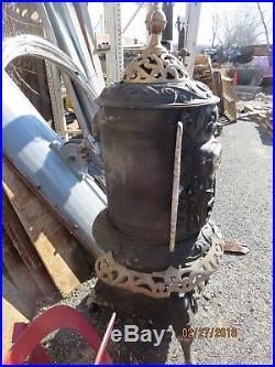 Repair Cast Iron Stove