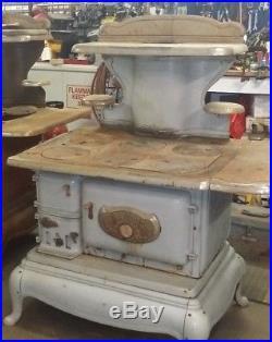 Antique Prizer Royal cast iron stove