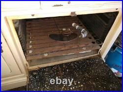 Antique Prosperity Kitchen Stove, Cast Iron, Wood Or Gas All The Parts There