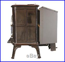 Breckwell SPC50 Cast Iron Pellet Stove withBeautiful Enamel Finish! SHIPS FREE