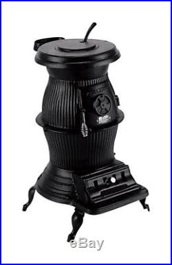 Caboose Pot Belly Stove