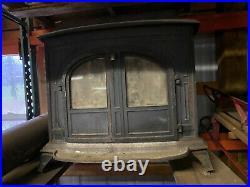 Cast Iron Airtight wood burning stove