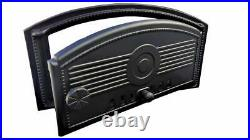 Cast Iron Fire Door Clay Bread Oven Pizza Stove Fireplace Black (ZN) 48,5 x 27,5