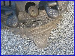Cast Iron Little Giant Kerosene Heater-No. 10