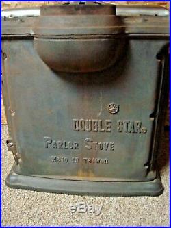 Cast Iron Parlor wood stove