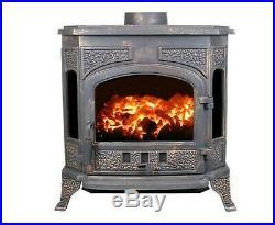 Cast Iron Stove Ashley ACW11 Coal Burning Stove 38,000 BTU Solid Fuel Appliance