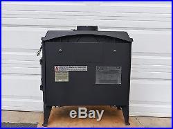 Dovre Horizon 500 CC Cast Iron Wood Stove Fireplace