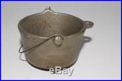 Early 1900's Kenton Cast Iron Novelty Childs Large Cook Stove, Original