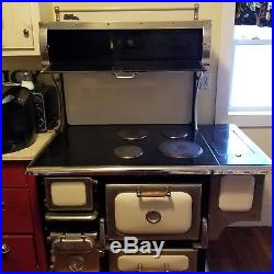 Electric Reproduction Antique Stove