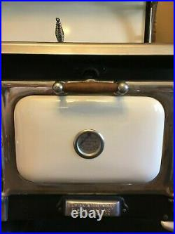 Elmira Stove Works Oval Wood Fired Cook Stove