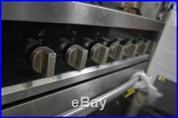 GE Haier HCR6250AGS 36 Stainless Freestanding Gas Range #43789 HRT