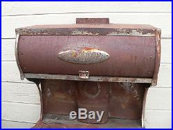 Great Western Stove Co Wonder Stove Cast Iron Antique