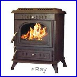 Hamco Glenregan Stove Boiler Model Multi Fuel Cast Iron Wood Burning Fire New