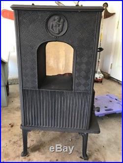 Jotul Cast Iron Wood Stove Model 606 Cast Iron Stove