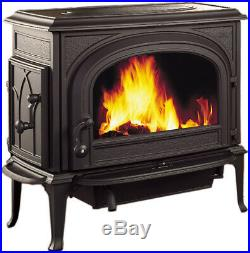 Jotul Oslo F500 wood stove (clean face door model #351454) NEW Free Shipping