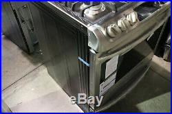 LG LSG4513ST 6.3 cu. Ft. Convection Gas Range Stainless Steel