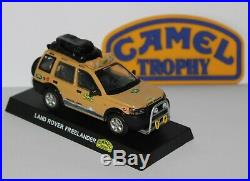 Land Rover Freelander Camel Trophy 143 4x4 Handmade No Defender No Range Rover