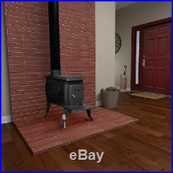 Logwood Cast Iron Logwood Stove 54,000 BTU, EPA Certified, Model# 1269E
