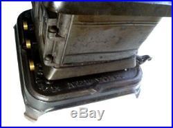 Maritime 19th Century Cast Iron Kerosene Stove