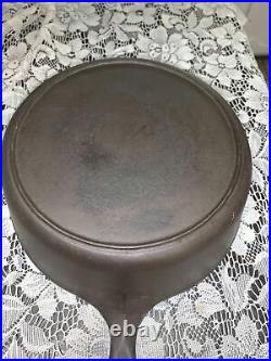 Martin Stove and Range cast iron #8 chicken fryer with lid