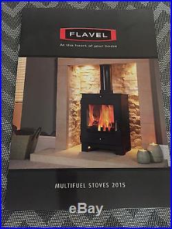 Multifuel Stove Flavel Arundel HETAS Certified Fitter Complete Fit Inglenook