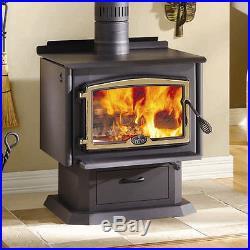Osburn 2000 High Efficiency EPA Woodburning Stove with Blower