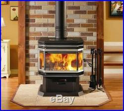 Osburn 2200 Bay Window Wood Stove used