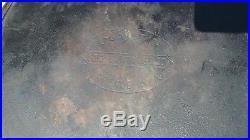 RARE MARTIN STOVE & RANGE 14 CAST IRON FRY PAN FLORENCE ALA near GRISWOLD