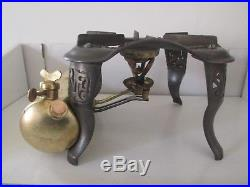 RARE! Svea Simplex Range cast iron stove (Optimus Primus style)