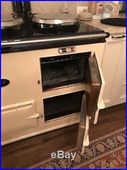 (REDUCED) AGA 4 Oven Cooker Range Cast Iron Stove