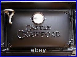 Rare, Antique CASTLE CRAWFORD Stove