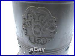 Rare Griswold Orion 150 Cast Iron Gas Burner Parlor Stove Erie, PA