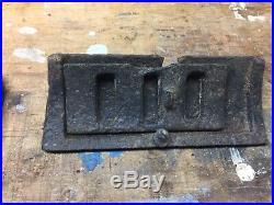 Shipmate Skippy 7-11 Cast Iron Stove