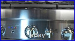 Thermador Pro Harmony PRD366GHU 36 Pro-Style Dual Fuel Convection Range