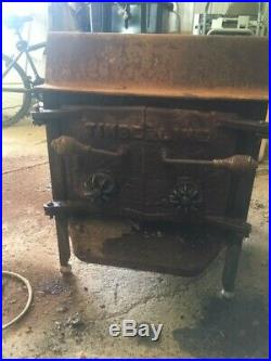 Timberline wood burning stove free standing