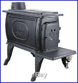 U S STOVE COMPANY EPA Logwood Stove, Cast Iron 1269E